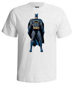تی شرت بتمن طرح گرافیکی batman