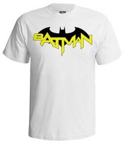 تی شرت بتمن طرح لوگو بتمن