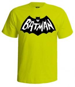 تی شرت بتمن طرح batman symbol