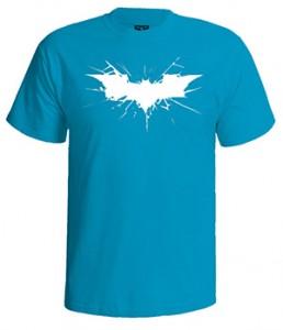 تی شرت بتمن طرح batman shattered