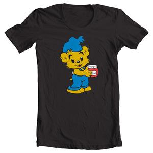 تی شرت نوستالژی بامزی