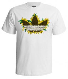 تی شرت آدیداس طرح creative adidas