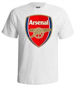 تی شرت آرسنال طرح logo
