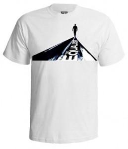 تی شرت اکولایزر طرح the equalizer