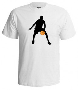 تی شرت بسکتبالی player