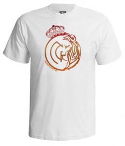 تی شرت رئال مادرید طرح real madrid 2