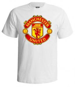 تی شرت منچستر یونایتد طرح crest