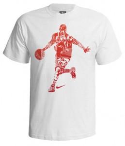 تی شرت نایک nike basketball