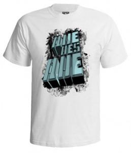 تی شرت سه بعدی طرح ۳d tee