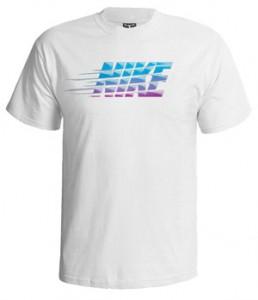 تی شرت های نایک طرح colorful