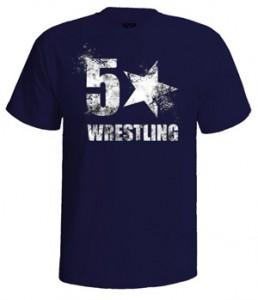 تی شرت کشتی کج ۵star