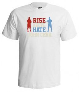 تی شرت جان سینا طرح rise above 2