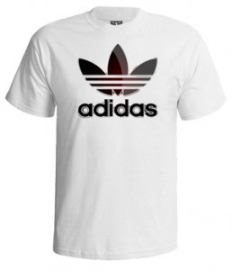 تی شرت آدیداس طرح prezi adidas
