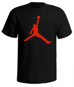 تی شرت بسکتبالی red jumpman