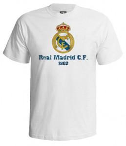تی شرت رئال مادرید طرح لوگو