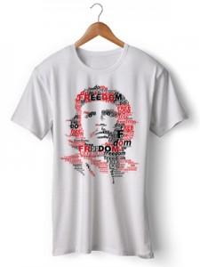 تی شرت چه گوارا che guevara typography