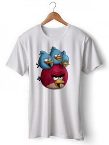 تی شرت انگری بردز طرح terence2