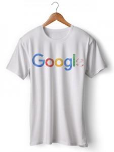 تی شرت گوگل طرح trevithick google