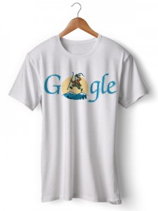 تی شرت گوگل طرح poland winner