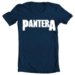 تی شرت پنترا طرح pantera logo