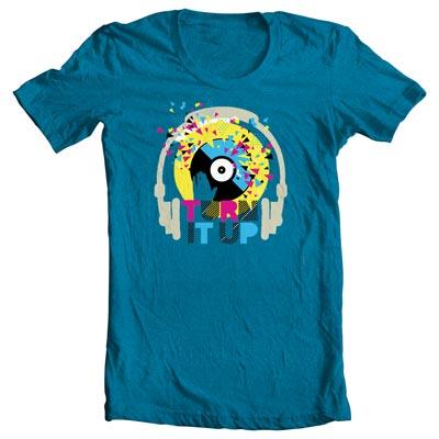 تی شرت دنس