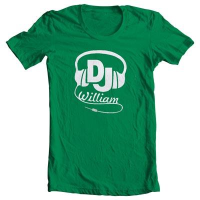 تی شرت dj