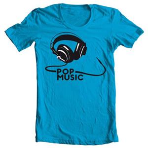 خرید تی شرت موسیقی