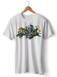تی شرت پارکور طرح parkour academy