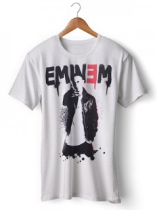 تی شرت امینم طرح eminem stencil