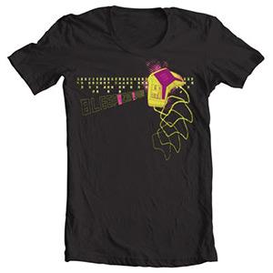 خرید تی شرت led