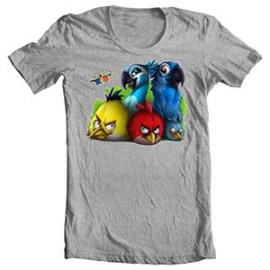 خرید تی شرت انگری بردز