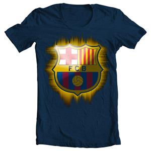 تی شرت بارسلونا
