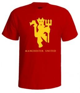 تی شرت منچستر یونایتد طرح united body