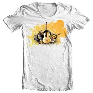 تی شرت موسیقی
