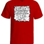 تی شرت دنس طرح power of dance