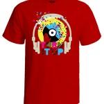 خرید تی شرت dance