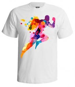 تی شرت سه بعدی طرح ۳d abstract