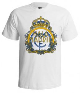 تی شرت رئال مادرید طرح real madrid 1