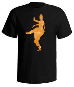 تی شرت رقص