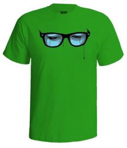 تی شرت بریکینگ بد طرح glasses