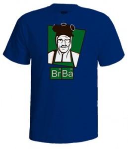 تی شرت بریکینگ بد طرح breaking-bad,cartoon