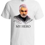 خرید تی شرت قهرمان من