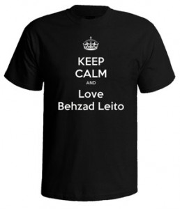 تی شرت زدبازی keep calm