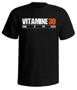 تی شرت زدبازی vitamine 30
