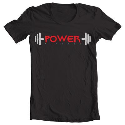 تی شرت مخصوص بدنسازی