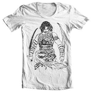 تی شرت آریا طرح شاهزاده