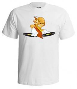 تی شرت دنس طرح free crazy vectors