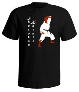 تی شرت کیوکوشین طرح raion karate