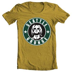 تی شرت نیروانا