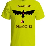 تی شرت imagine dragons